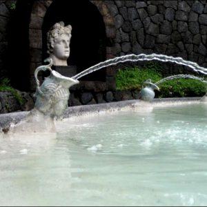 Термальный источник остров Искья