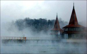 Термальный источник Будапешта