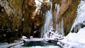 гуамское ущелье термальные источники