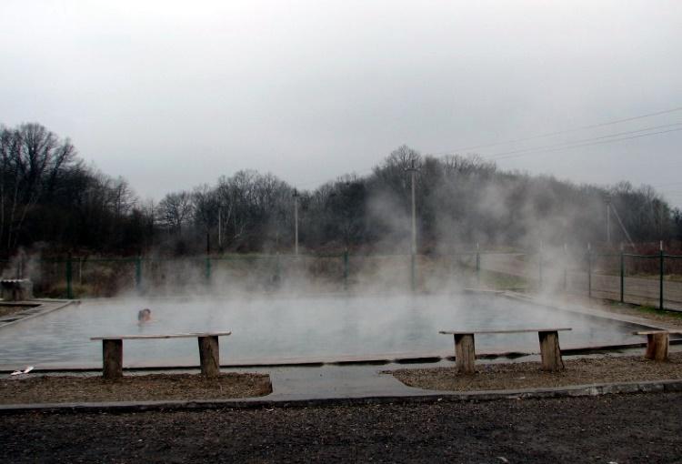 льной водой расположен в хуторе Кубанский, Белореченский район
