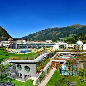Бад Гаштайн минеральные источники, лечебно-оздоровительный курорт