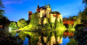 Бойнице замок