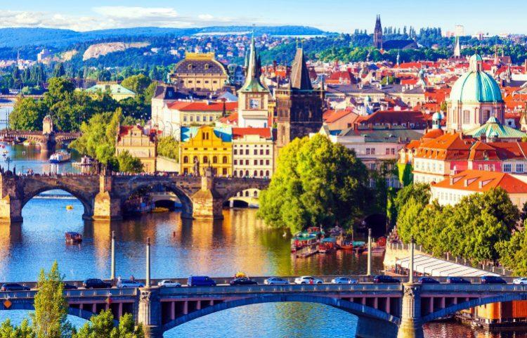 Чехия и её курорты