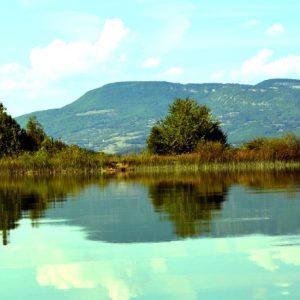 Чёрные воды озеро Крым