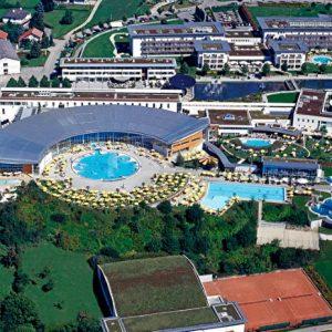 Гайнберг минеральный источник, лечебно-оздоровительный курорт