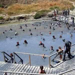 Геленджик озеро с лечебной грязью