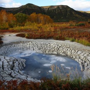 Грязи гидротермальные