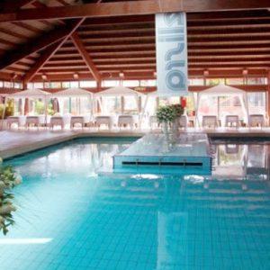 Хамей Гааш, Израиль, бассейн и бар с термальной водой