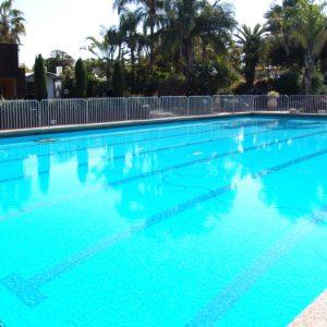 Хамей Гааш открытый бассейн с минеральной водой