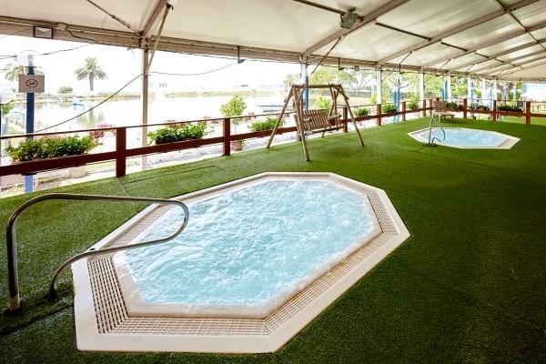 Хамей Йоав, Израиль бассейн с термальной водой