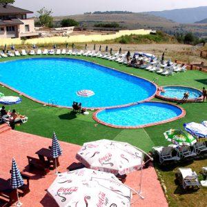 Хисаря, Болгария, отель Аугуста с термальными водами