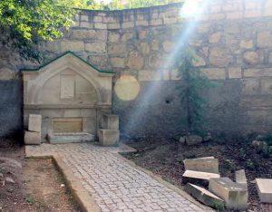 Святой источник в Инкерманском монастыре
