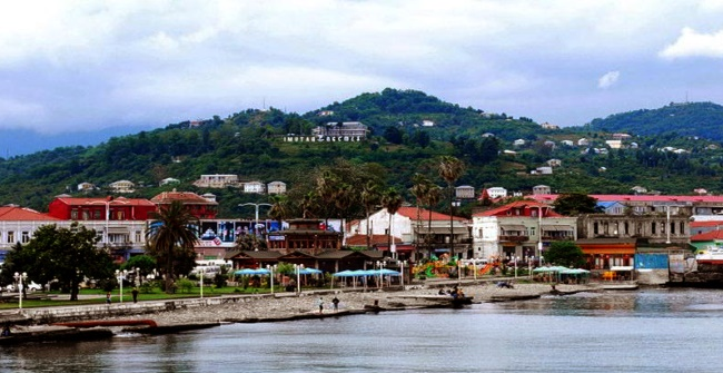Кобулети – лучшее курортное место на черноморском побережье