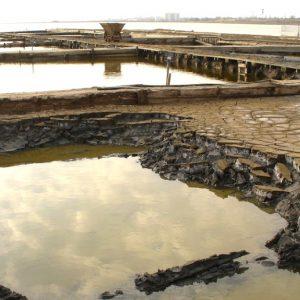 Саки, грязевое озеро