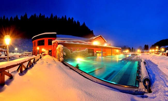 Термальные курорты Словакии