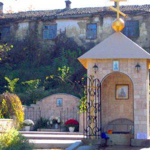 Источник в Свято-Параскеевском женском монастыре