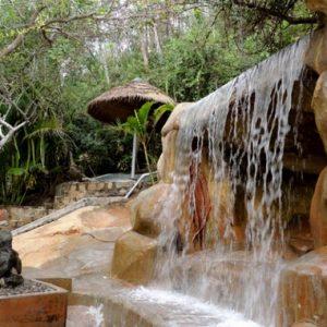 Тхап Ба Вьетнам, водопады