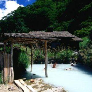 Urami-ga-taki Onsen (остров Hachijō) термальный источник