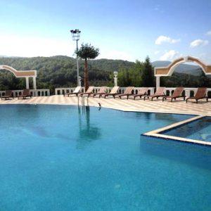 Курорт Ялова Турция термальные воды