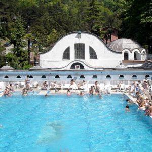 Курорт Ялова термальные воды