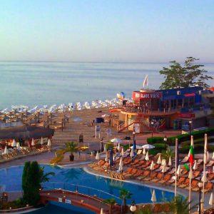 Золотые пески-Болгария-термальные-воды