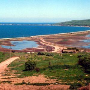 грязевые озера Крыма