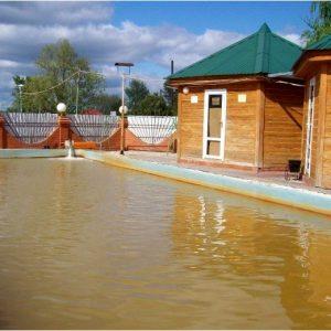 Ялуторовск горячий источник