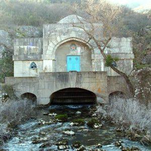 минеральный источник Аян, Крым
