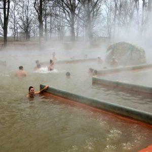 горячий источник под открытым небом Косино Тёплые воды