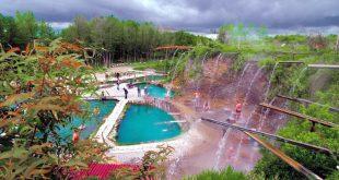 Термальный источник Кындыг (Абхазия)