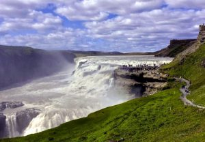 Ландманналаугар термальные источники Исландии