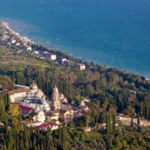 Новый Афон Новоафонский монастырь