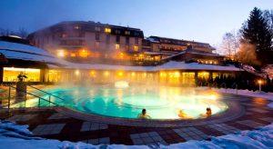 Шмарьешке Топлице горячий источник, курорт Словения