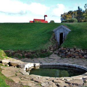 Снорралейг – самый старый источник в Исландии
