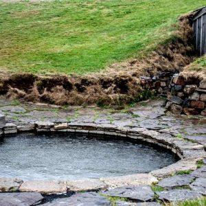 Снорралейг источник в Исландии