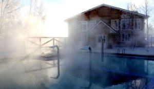 термальные воды Кургана