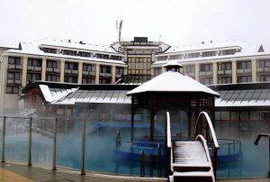 Доленьске Топлице отель айда