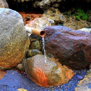 Джилы Су теплые источники в горах