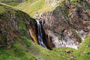 Джилы-Су водопад