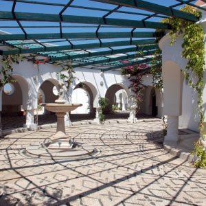 Каллифея, Большая Ротонда, Родос