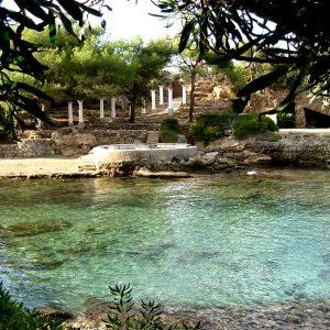 курорт Каллифея,термальные источники