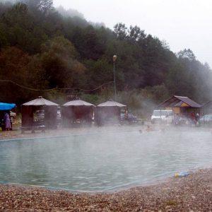 Горячие воды Гуамского источника